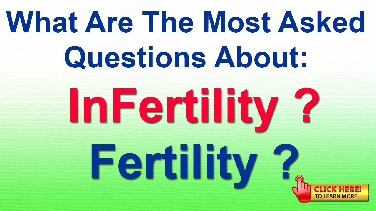 Fertility Definition