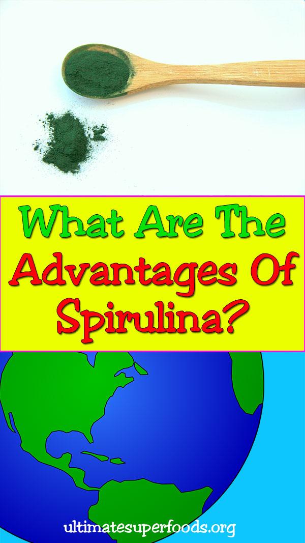 spirulina-content