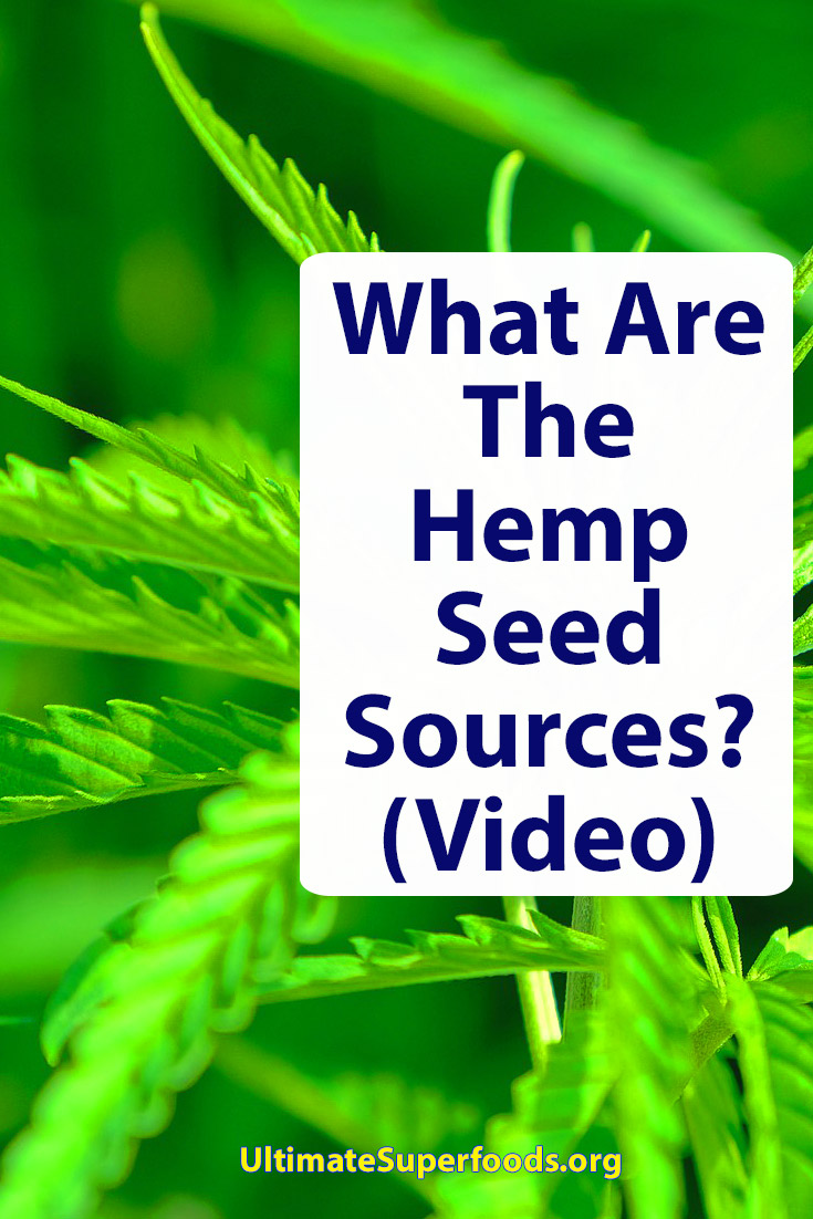 Superfood--Hemp-Seed-Sources