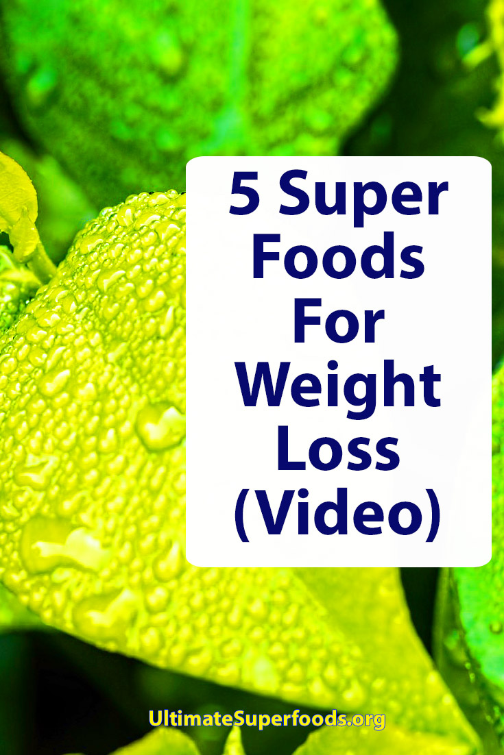 Superfood-5-Superfoods