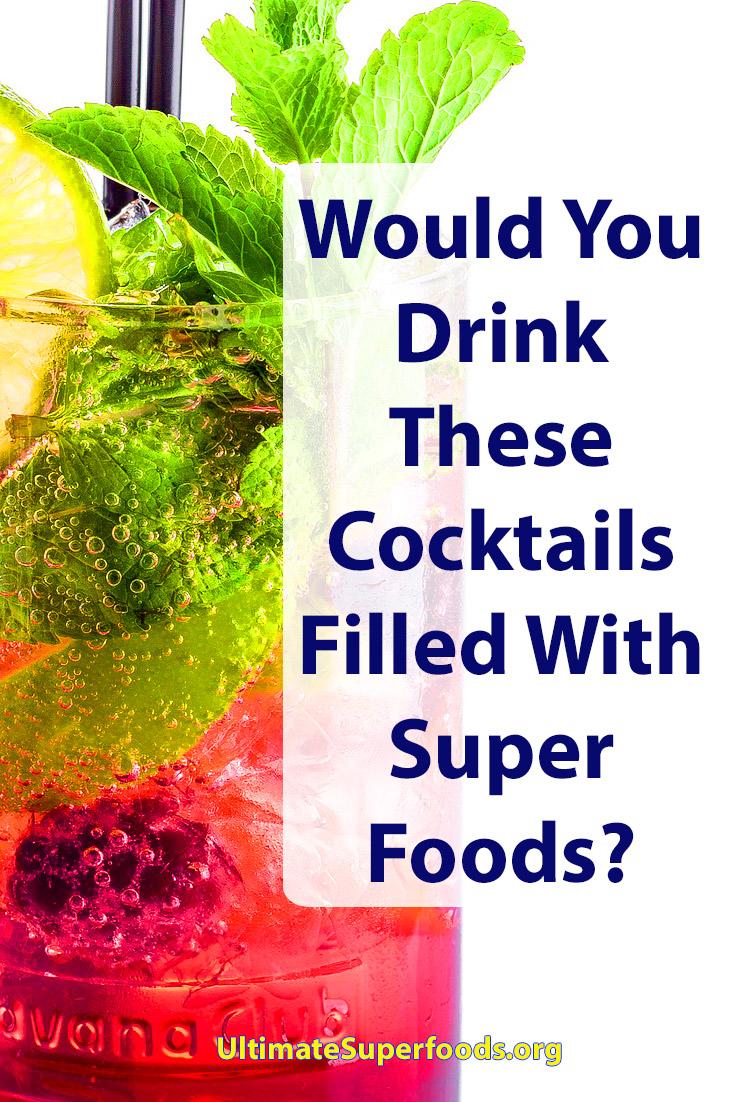 Superfood-Cocktail