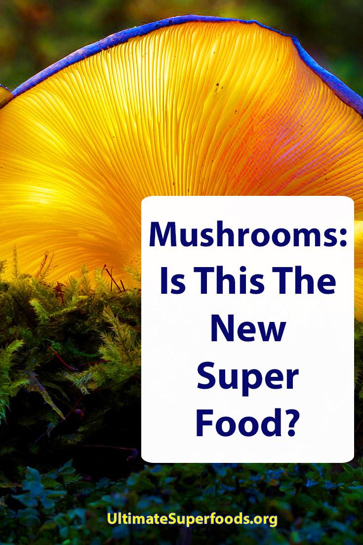 Superfood-Mushroom