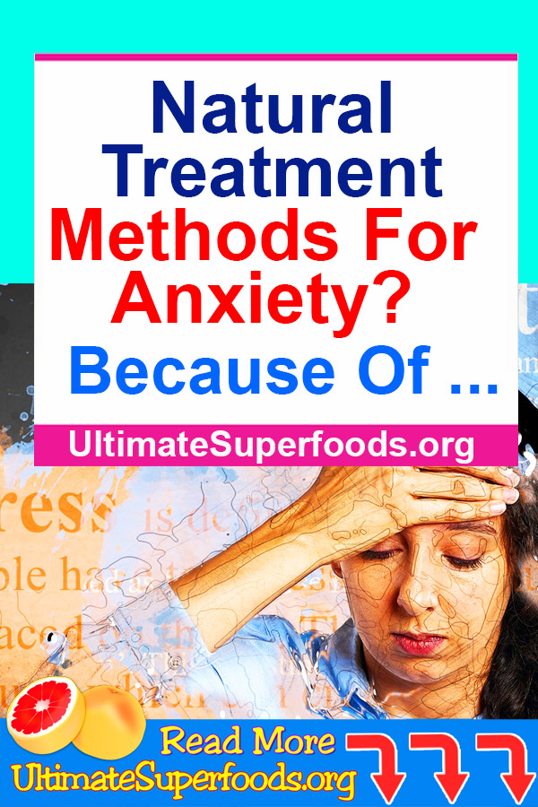 Superfoods-Anxiety