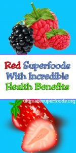 Red Fruits Health