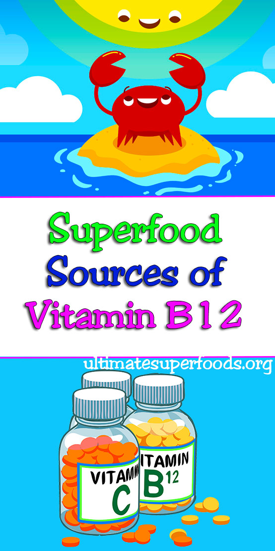 Food Vitamine B12