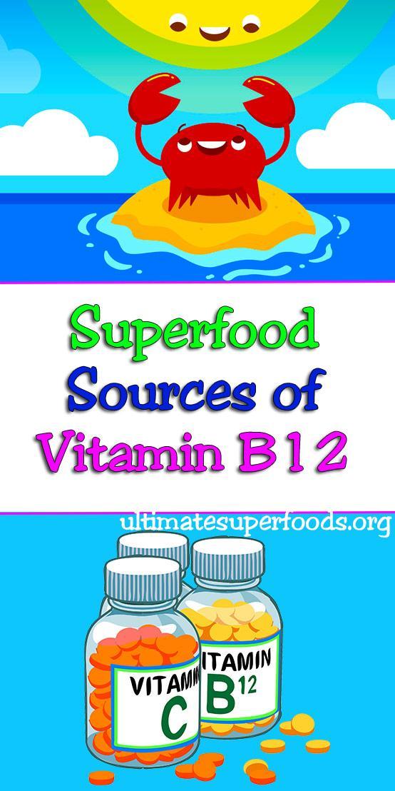 Food Vitamine B12