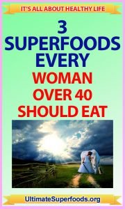 Superfood-Woman