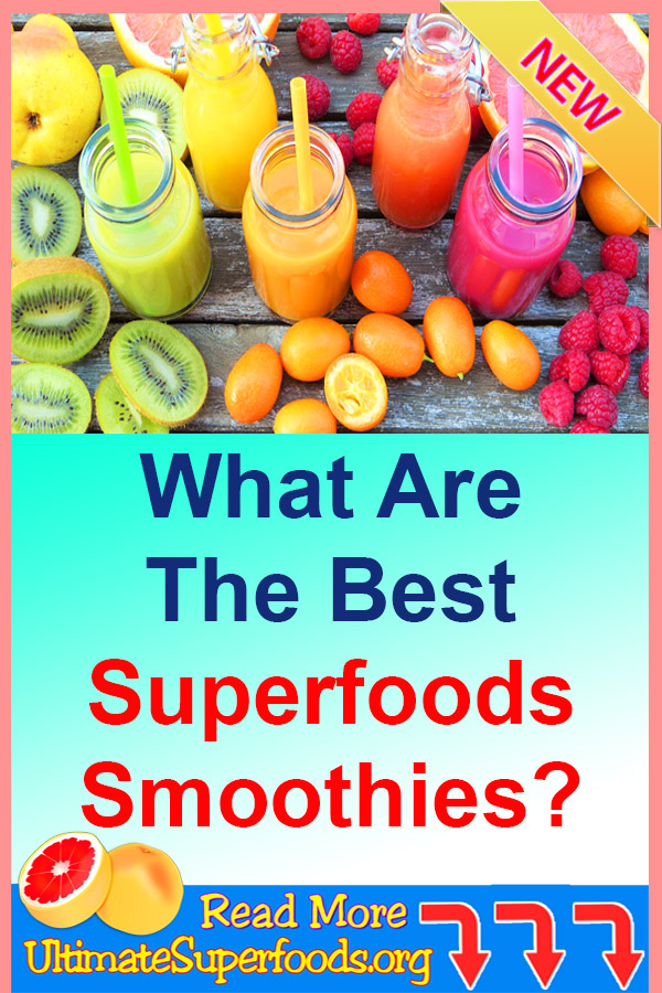 Superfoods-Smoothies