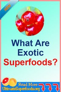 Superfoods-Exotic