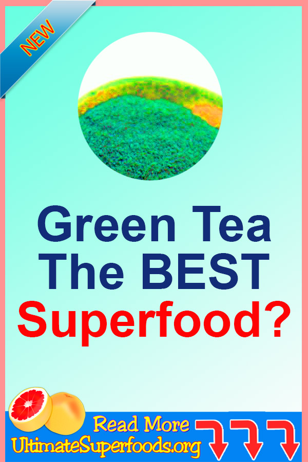 Superfoods-Greentea