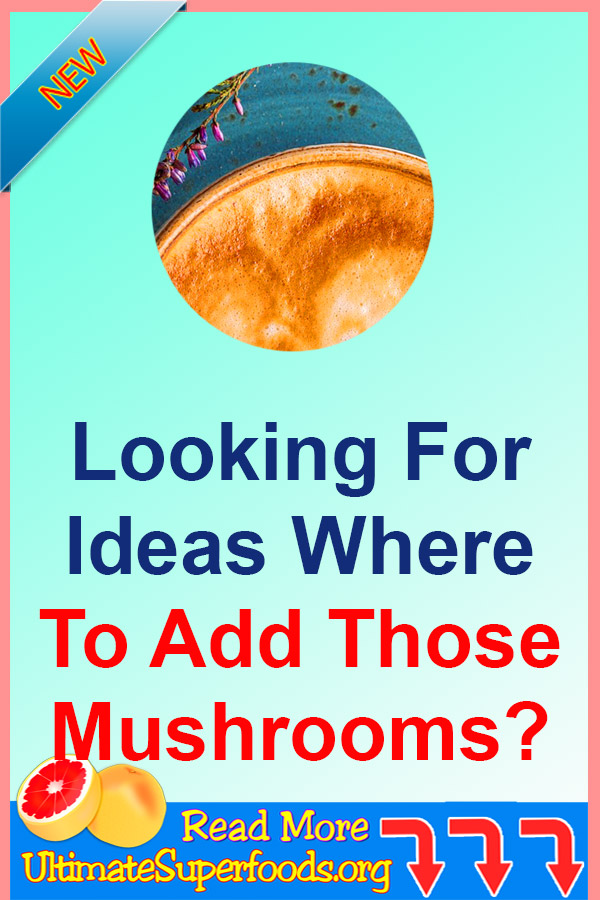 Superfoods-Mushrooms
