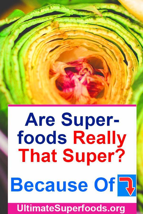 Superfood-Supergood