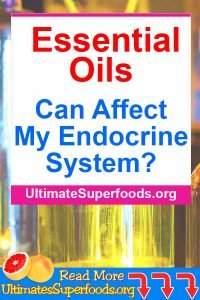 Affecting My Endocrine System?