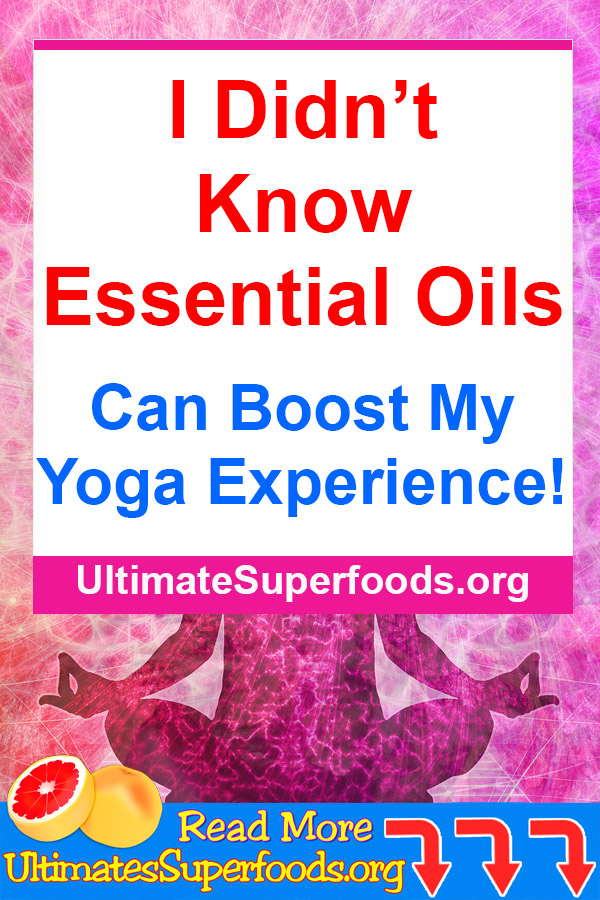 Can Boost My Yoga Experience!