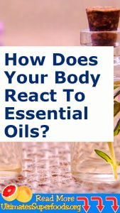 Essential Oil Body