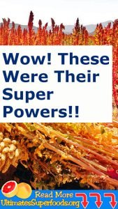 Superfood-Superpowers