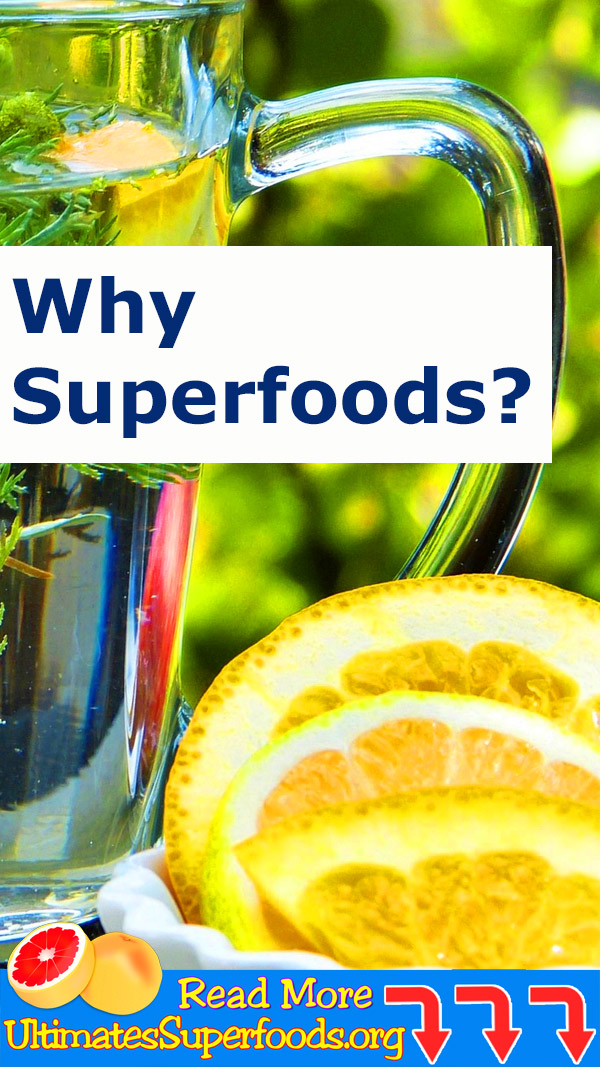why superfoods