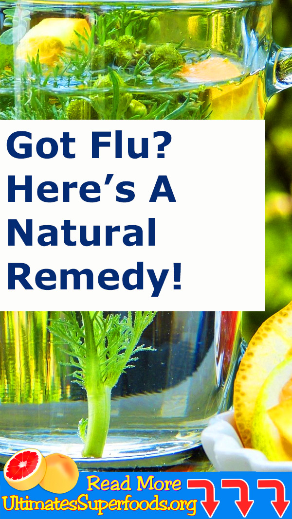 Got Flu? Here's A Natural REMEDY!