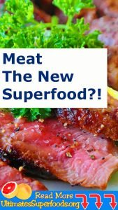Meat: The New Superfood?!
