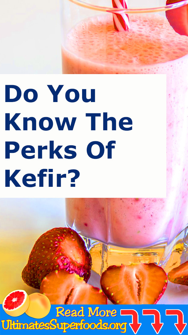 kefir contains billions of friendly microorganisms