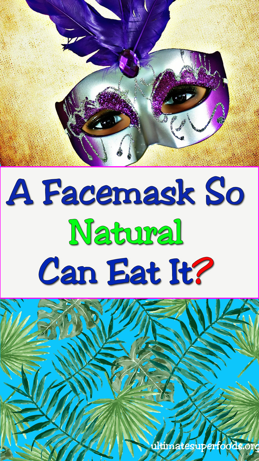 Facemask-can-eat