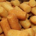 Saffron Millet Croquettes