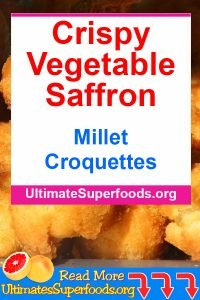 Crispy Vegetable Saffron