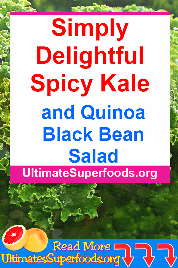 Kale Superfoods