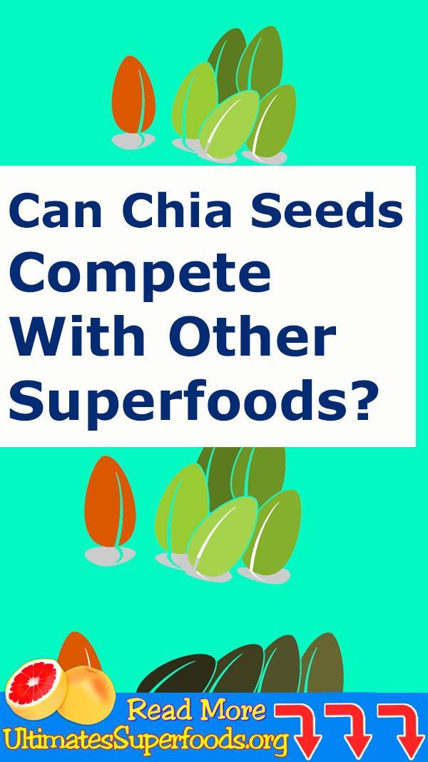 Chia Seeds Superfoods