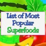 superfood-list