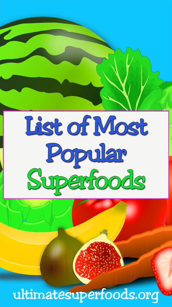 superfood-list