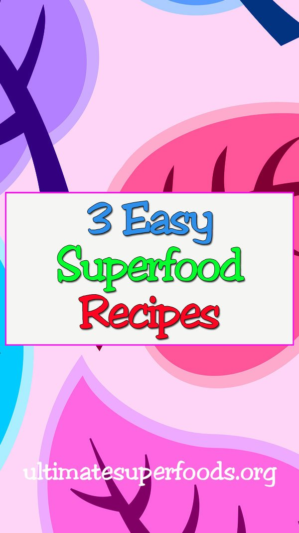 superfood-recipe