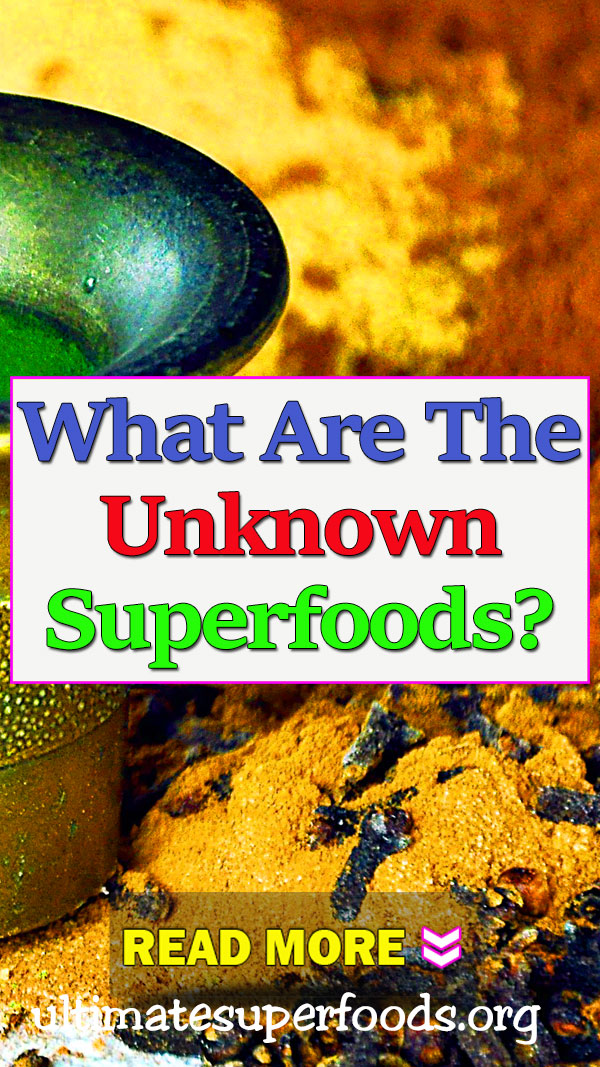 Superfoods Market