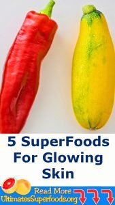 5 Foods For Glowing Skin