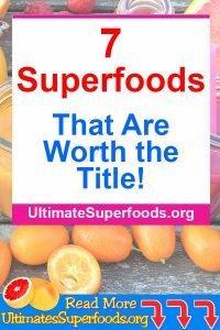 7-Superfoods