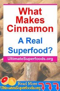Cinnamon-Superfood