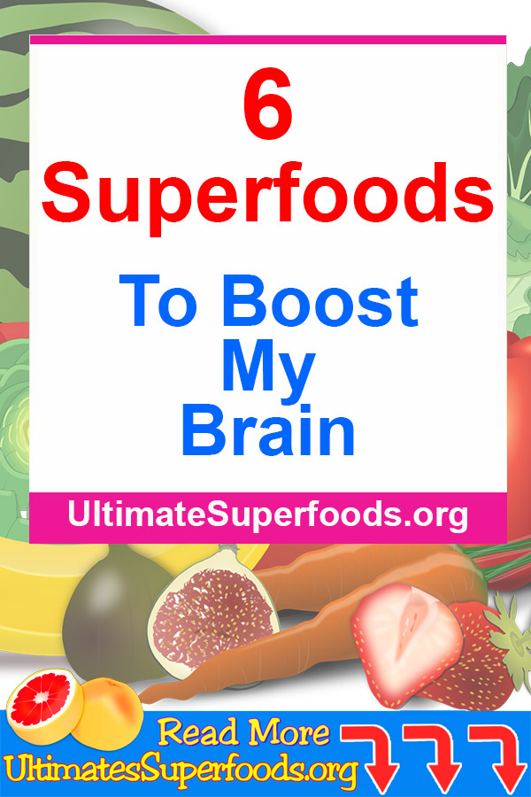 Superfoods-Brain
