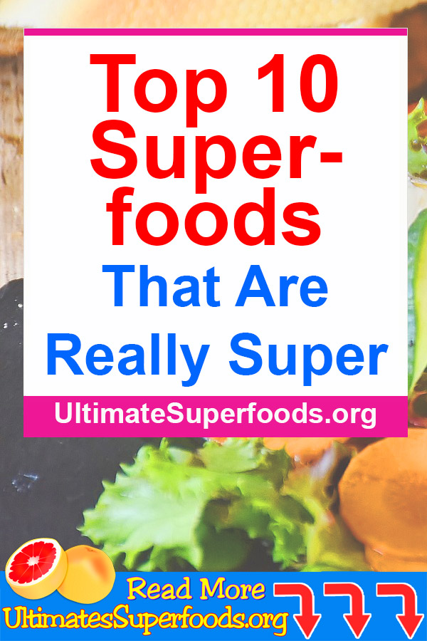 Superfoods-Top-10