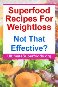 Superfoods-Weightloss