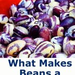 What makes beans a superfood