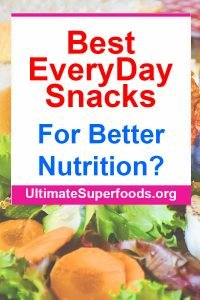 Snacking for better Nutrition