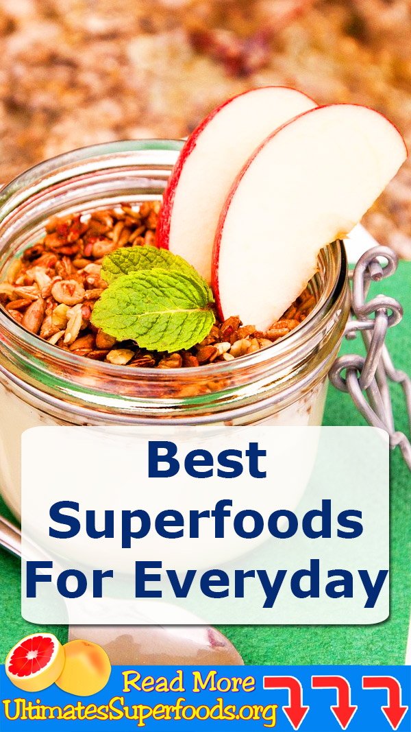 Best Superfoods For Everyday