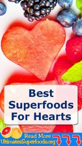 Best Superfoods For Your Heart