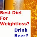 Drink Beer Lose Weight