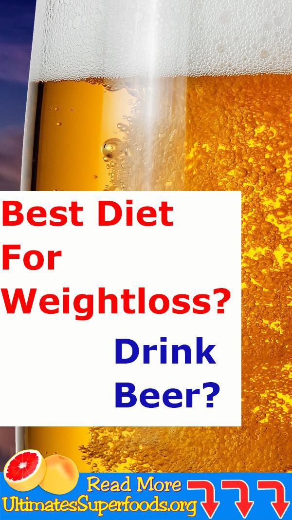Drink Beer Lose Weight