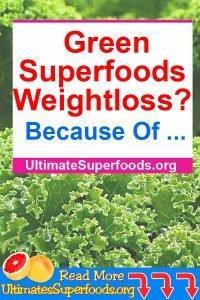 Green-Superfoods-Weightloss