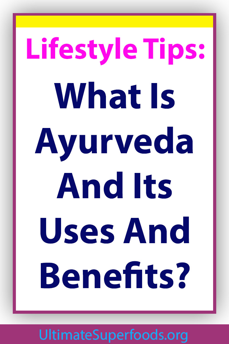 Superfood-Ayurveda