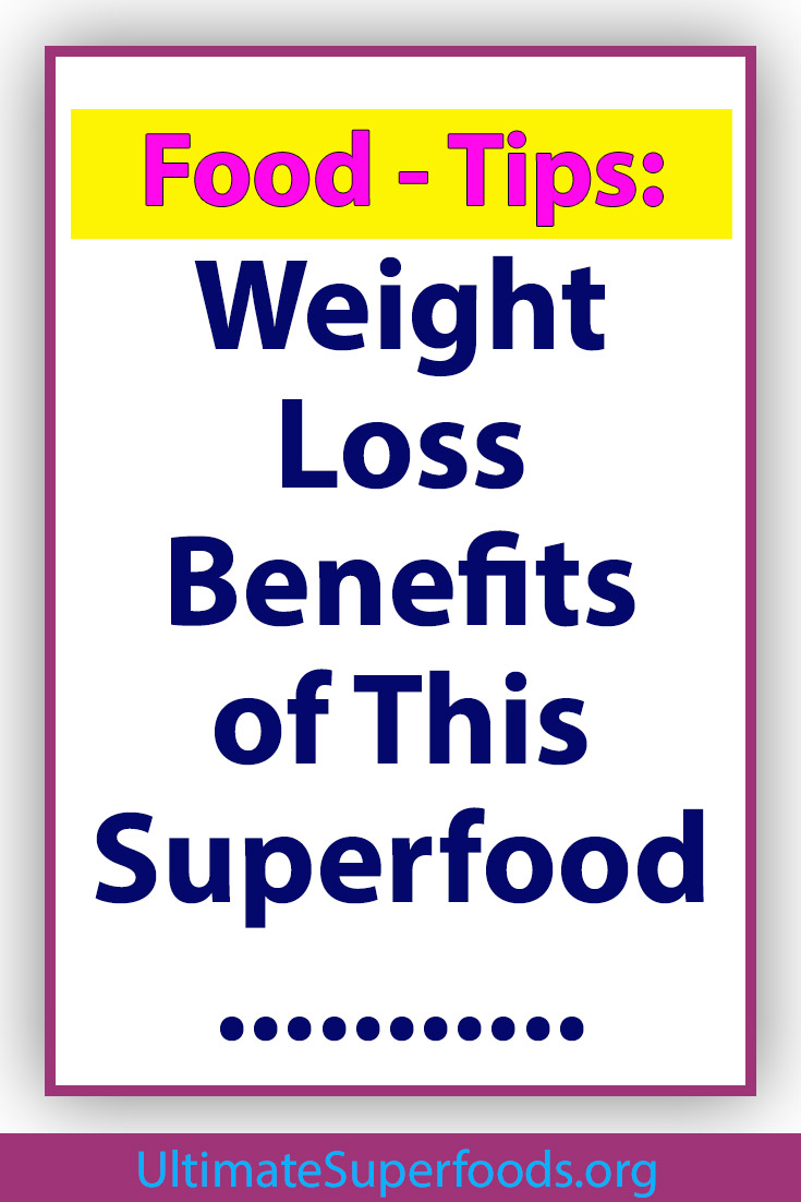 Superfood-Benefit
