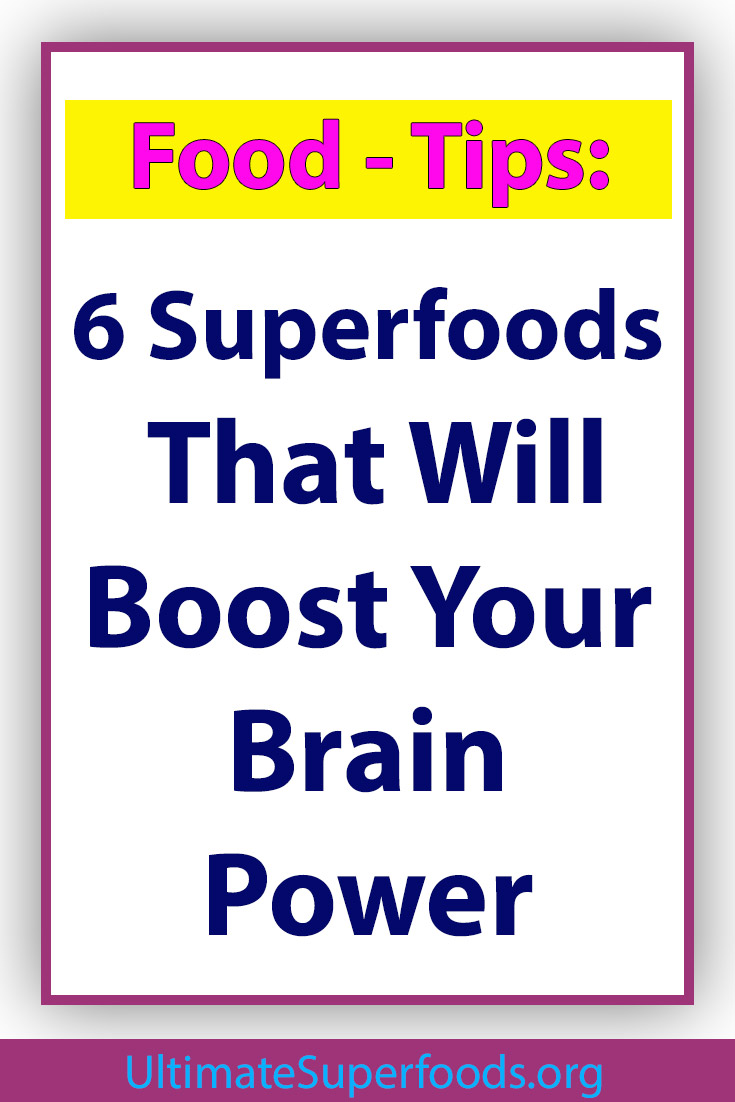 Superfood--Brain-Power