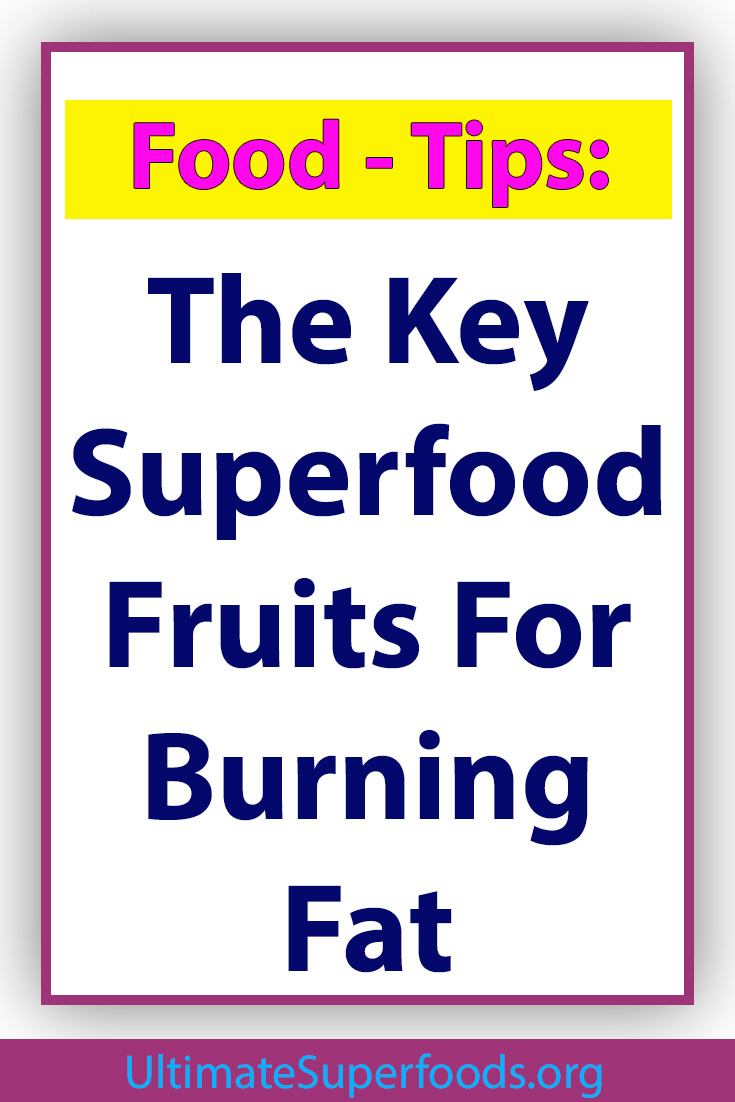 Superfood-Fruits